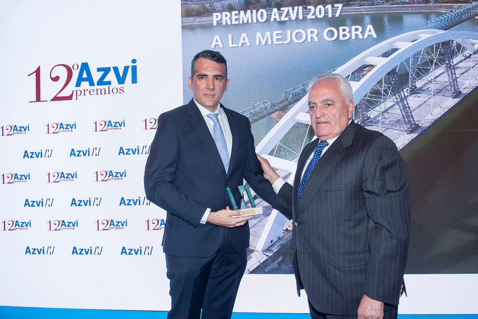 12 premios Azvi 107