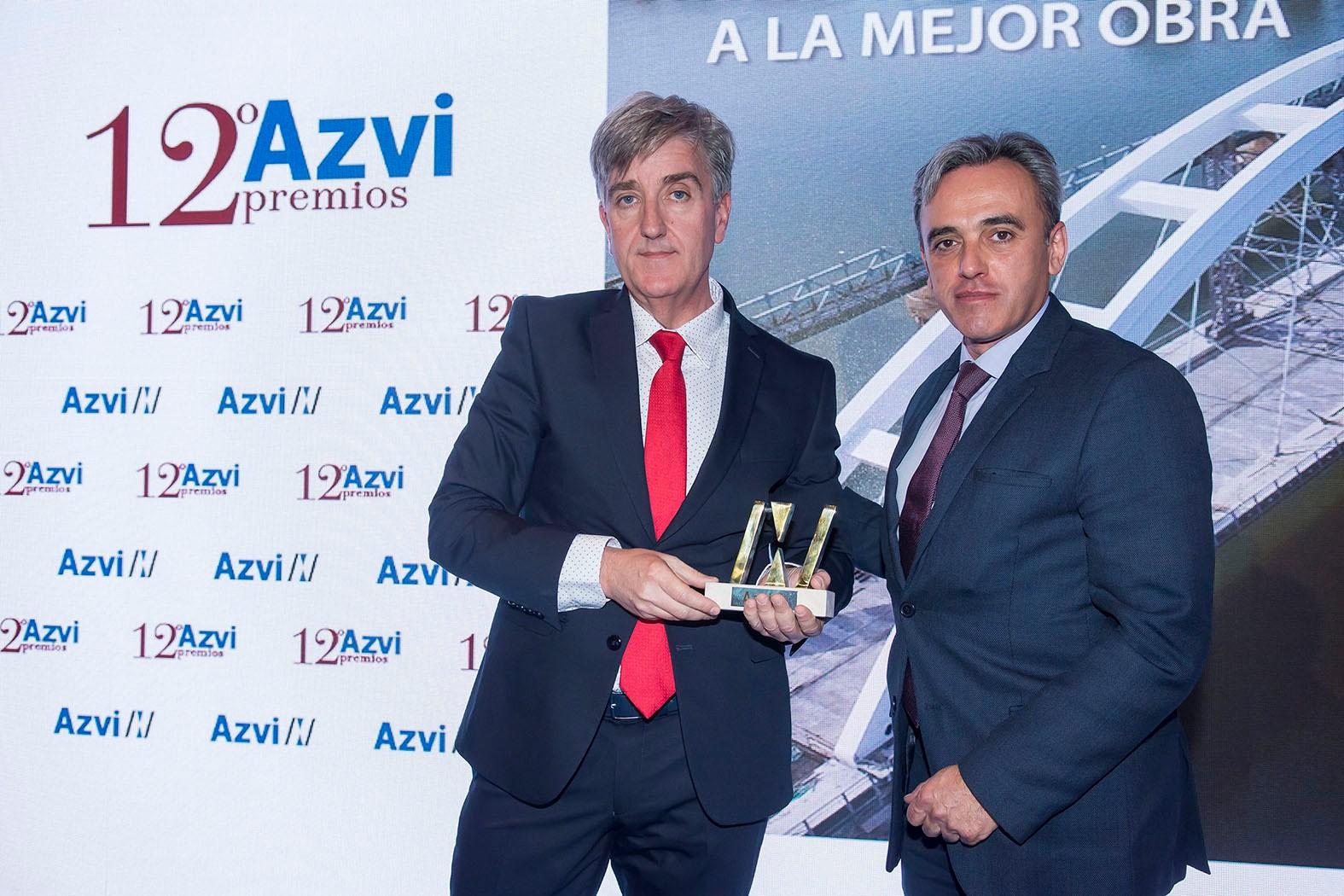 12 premios Azvi 108
