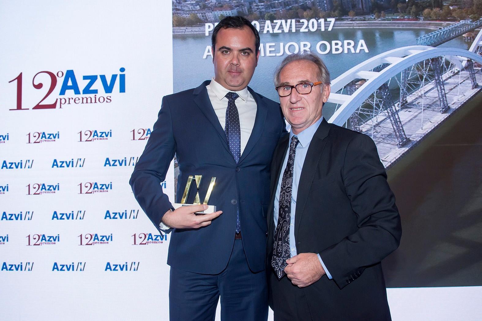 12 premios Azvi 110