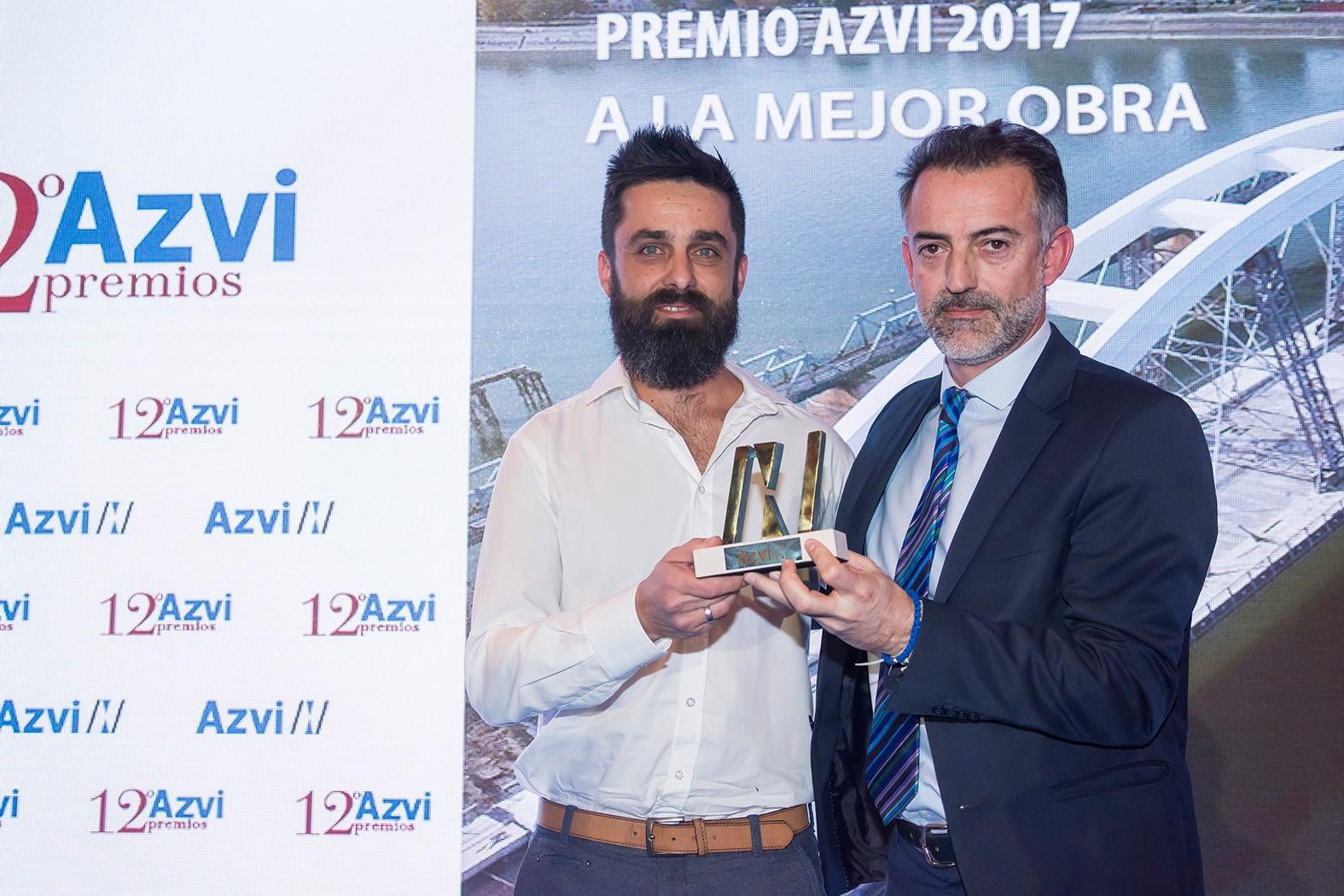 12 premios Azvi 112