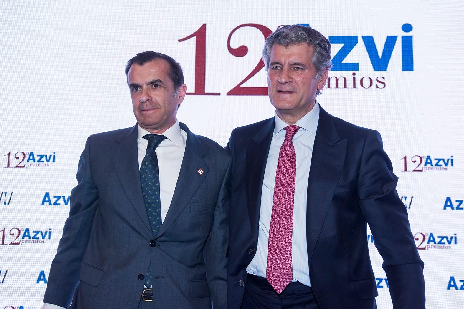 12 premios Azvi 120
