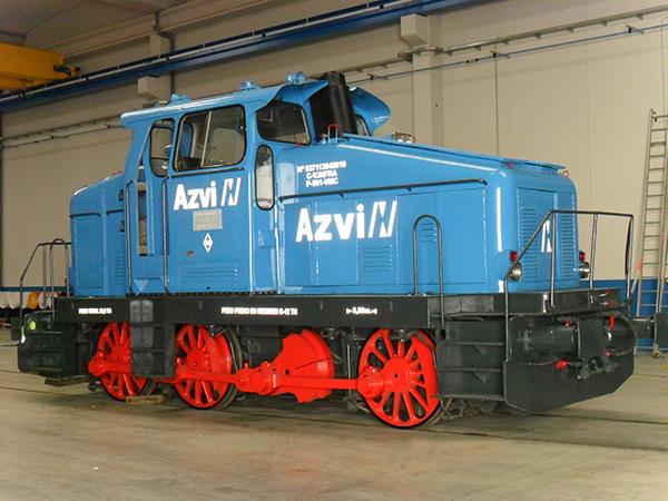 Azvi-Henschel
