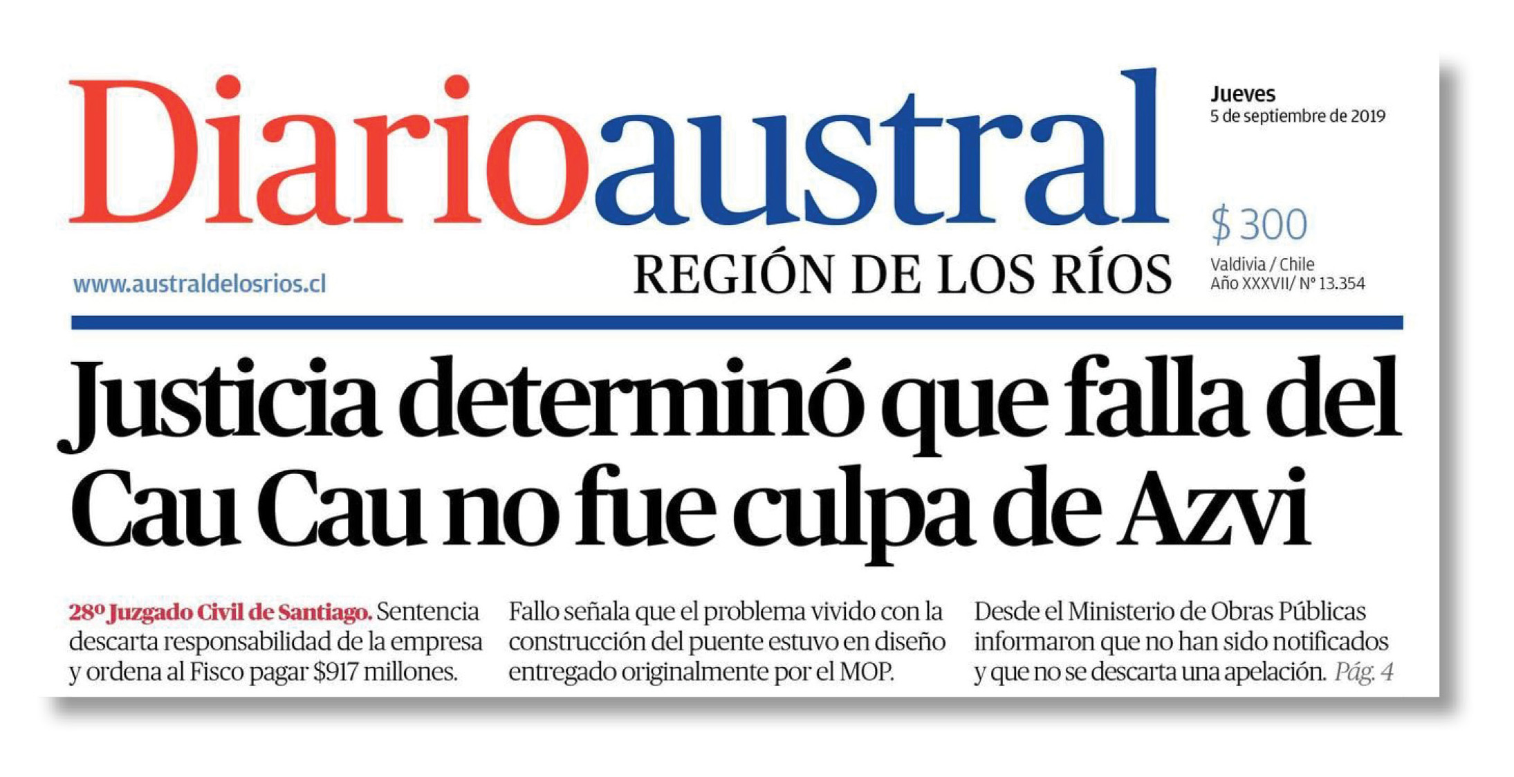 Azvi_CauCau_DiarioAustral