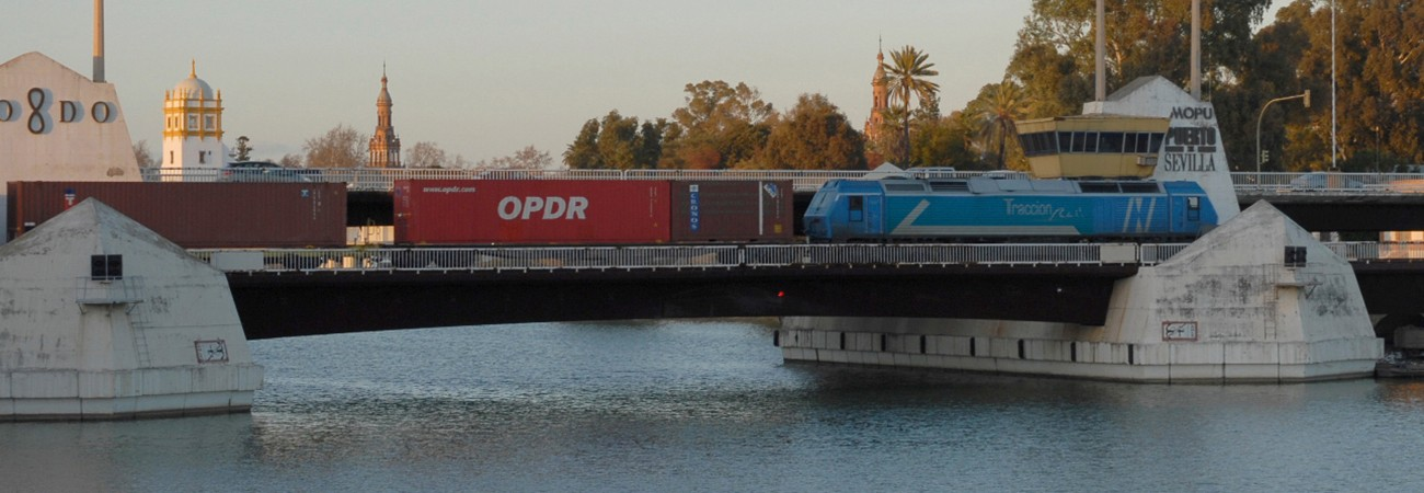 Tracción Rail Sevilla